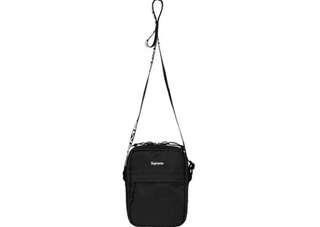 Supreme SS18 Shoulder Bag Black