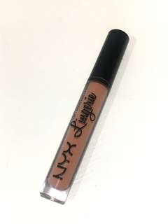 NYX Lip Lingerie in shade Baby Doll