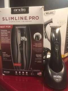 Andis slimline pro cordless trimmer