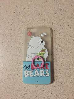 Iphone 6 We Bare Bears phonecase