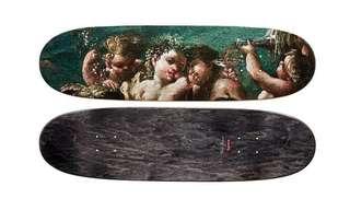 Supreme bacchanal skateboard 15ss