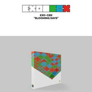 EXO CBX - Blooming Days