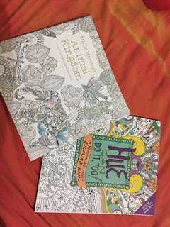 Adult Coloring Books Bundle for 350