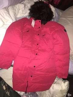 Bench long jacket