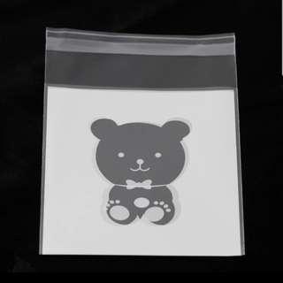 Plastic Goodie Bag #20under