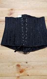 24-boned corset waist trainer