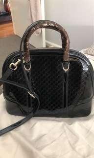 Gucci Alma bag (augh