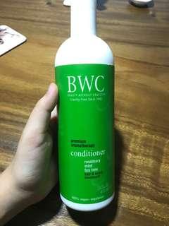 BN BWC conditioner cruelty free aromatherapy 473ml