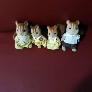 Slyvanian figurines