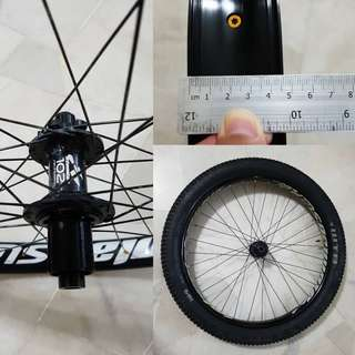 Atomlab SL27 Wheelset
