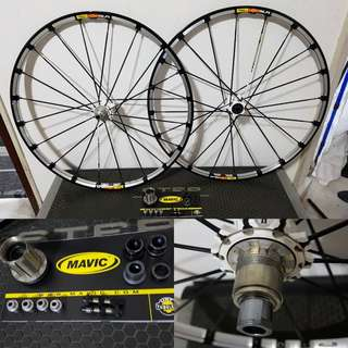Mavic Crossmax SLR