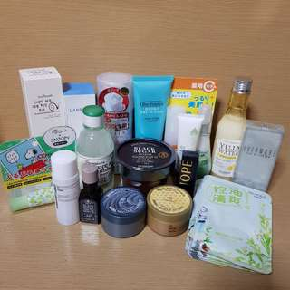 CLEARANCE SKINCARE SALE!