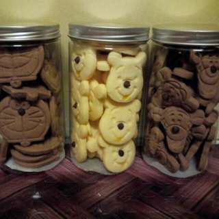 Homemade Cute and Adorable Biscuit