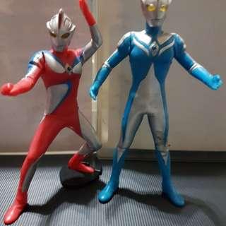 HG - 超人力霸王 - 高斯 ( 092 )