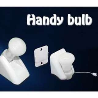 HANDY BULB GLOW LIGHT STICK N CLICK 4 PCS