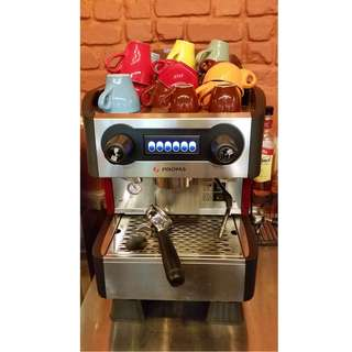 Coffee machine Espresso Italy Promac Club Me