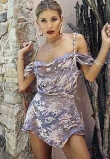 Rent 💜: Rat & Boa Viola Dress XS
