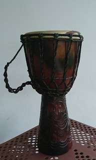 Old hand drum