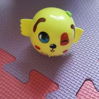出清撿便宜~兒童玩具出清 電動旋轉小雞玩具
