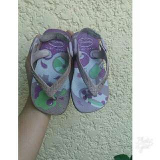 Authentic havaianas slippers sandals
