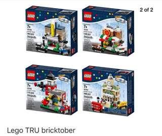 Lego Tru bricktober
