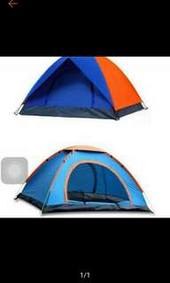 Camping Tent 6persons 2.2*2.2*1.45cm