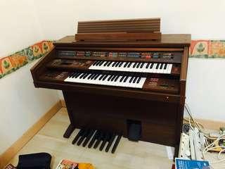 Electric Organ (Electone)