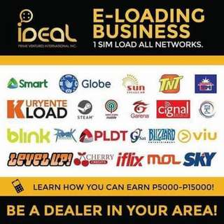Franchising Eloading Business!