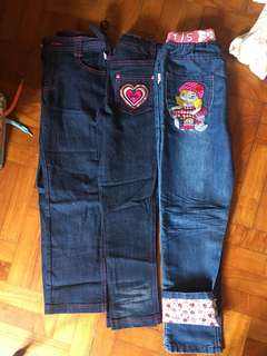Jeans x3