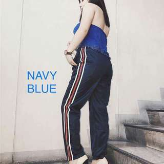 Track Pants Navy Blue