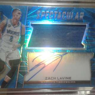JORDAN and LAVINE NBA cards