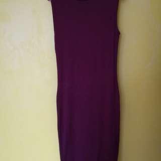Midi sexy dress