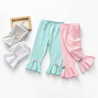 Kids fashion girl leggings