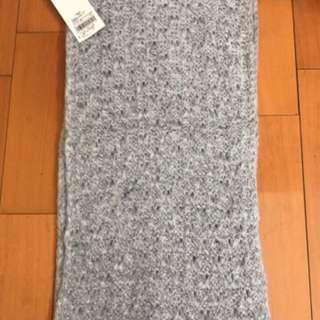 🚚 日牌圍巾/全新
