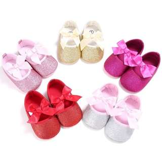 Baby Girl Prewalker Shoes