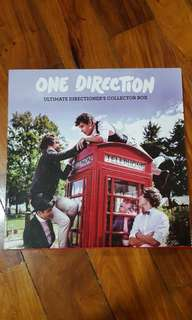 One Direction Ultimate Directioner's Collector Box