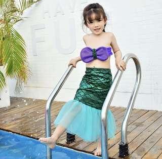 Mermaid Swimming Costume Swim Wear