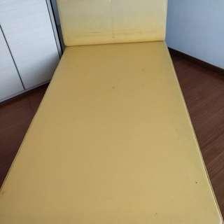 Super single bed frame & Mattress