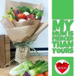 Mother's Day Vegetable Bouquet