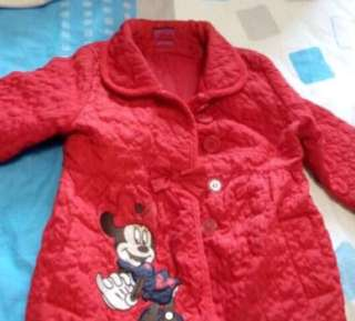 Winter Jacket Winter Jacket Age 3-4 Minnie Mouse