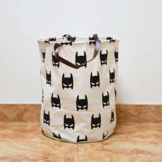 Batman Printed Laundry Basket / storage basket