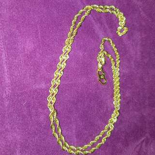 916 Rope Necklace 44cm