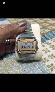 original casio vintage watch from japan