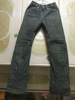 Levi's 3D 褲