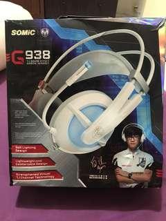 SOMiC G938 gaming headset