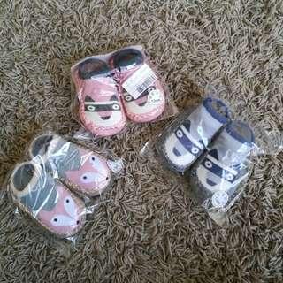 Nonslip Baby Shoe Socks 13cm