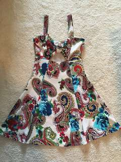 One of a kind summer dress