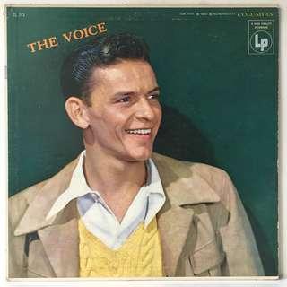 Frank Sinatra – The Voice (1955 USA Original - Vinyl is Excellent)