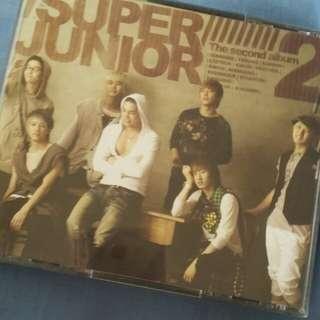 SUPER JUNIOR 2nd album
