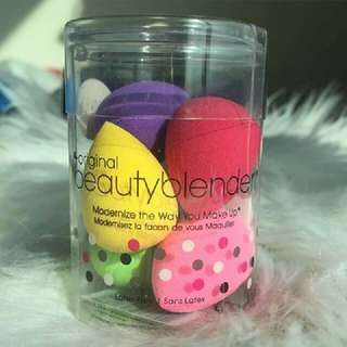 Micro beauty blender